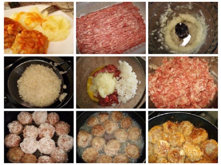 Тефтели рецепты приготовления