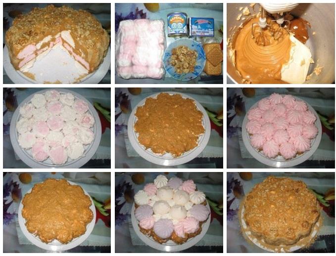 В этом случае отличным выходом будет приготовить торт, которому совершенно не нужна выпечка.